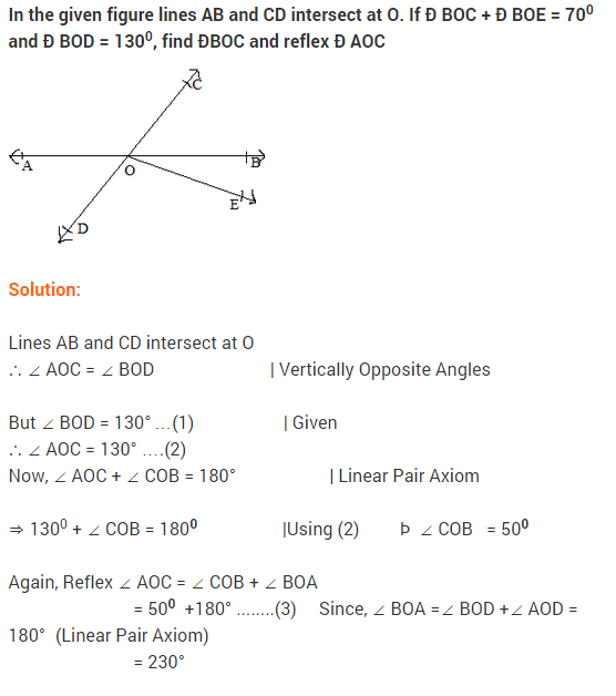 lines and angles 9th maths Cbse class 9 mathematics worksheet lines and angles (3) worksheets have become an integral part of the education system worksheets are very critical for every student to practice his/ her concepts.
