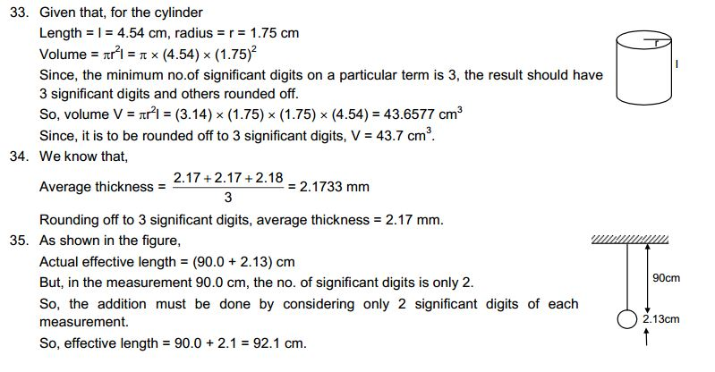 Physics and Mathematics HC Verma Solutions
