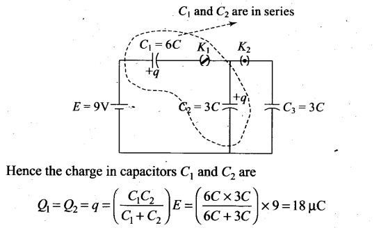 capacitance problems and solutions pdf